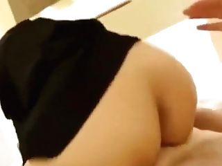 Arabic Oriental Call Girl Wearing Naqab Fucked In Motel