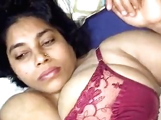 Indian Chubby Big Jugs Wifey Hard Fucked